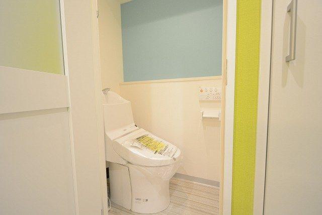 メガロン大井町 トイレ