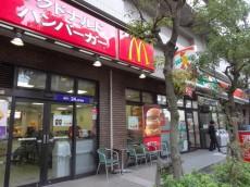 明大前フラワーマンション 駅周辺の飲食店