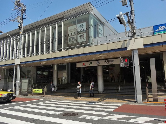 マイキャッスル大井町Ⅱ 大井町駅