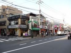 マイキャッスル大井町Ⅱ 青物横丁商店街