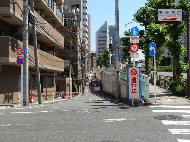 シャトレー五反田 桜田通り