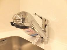 上野ロイヤルハイツ 水栓