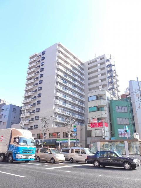 上野ロイヤルハイツ 外観