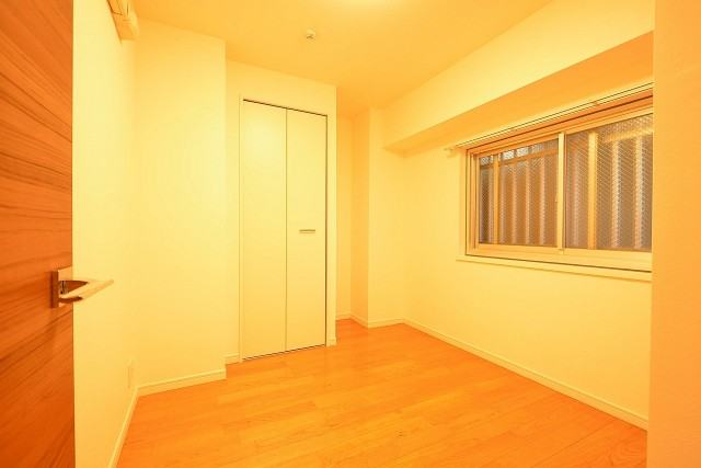 松見坂武蔵野マンション 4.3帖のベッドルーム