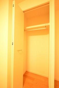 松見坂武蔵野マンション 4.3帖ベッドルームの収納