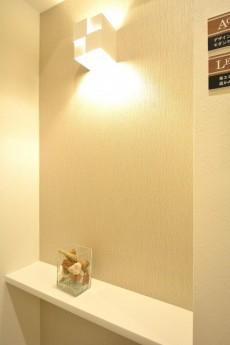 世田谷三宿サンハイツ 玄関カウンター