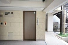世田谷三宿サンハイツ エレベーター