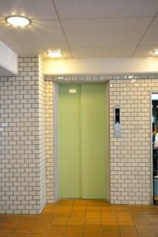大井町ハイツ エレベーター