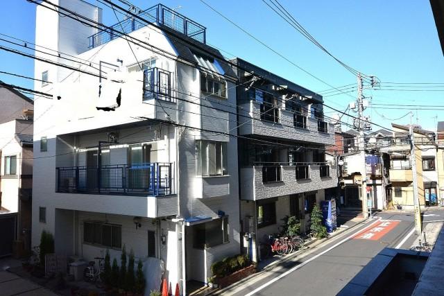 マイキャッスル大井町Ⅱ 眺望