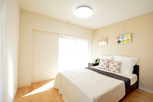 目白ハイツ 6.3帖のベッドルーム801