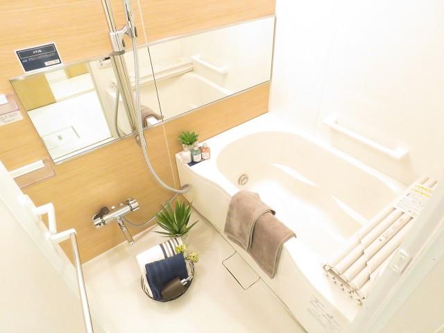 柿の木坂パレス バスルーム