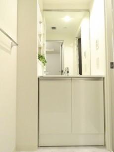 第23宮庭マンション 洗面化粧台