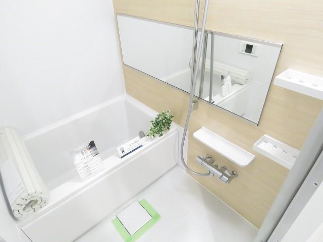 第23宮庭マンション バスルーム