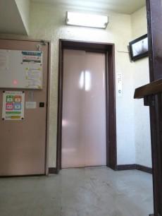 三田綱町ハイツ エレベーター
