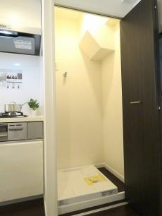 第23宮庭マンション 洗濯機置場