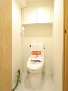 目白ハイツ ウォシュレット付きトイレ