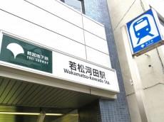 菱和パレス若松町 若松河田駅