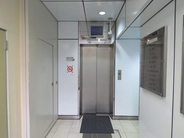 菱和パレス若松町 エレベーター