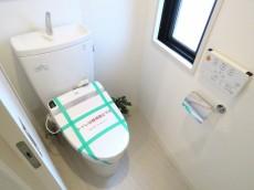菱和パレス若松町 ウォシュレット付きトイレ