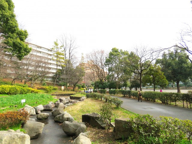 菱和パレス若松町 戸山公園