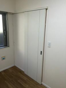 パークハウス世田谷桜丘 洋室約6.4帖収納