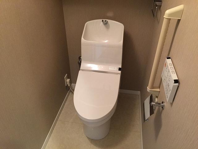 パークハウス世田谷桜丘 トイレ