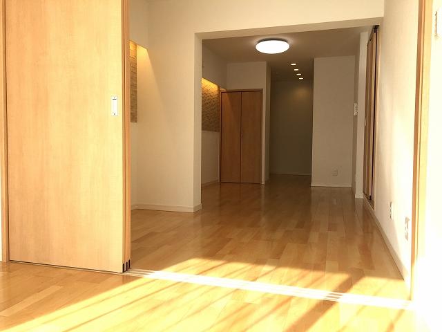 東中野ハイツ 洋室約4.2帖
