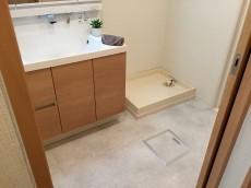 グリーンキャピタル神楽坂 洗面室&バスルーム