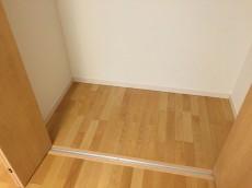 グリーンキャピタル神楽坂 洋室約6帖収納