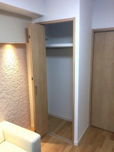 グリーンキャピタル神楽坂 洋室約5.5帖収納