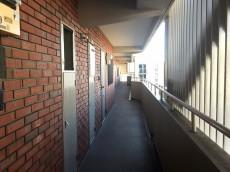 ライオンズマンション上北沢 外廊下