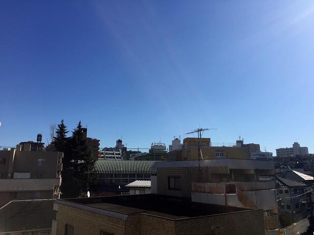 方南町ローヤルコーポ 眺望