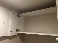 ハウス南経堂 トイレ収納