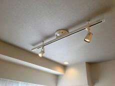 ハウス南経堂 リビングダイニング照明