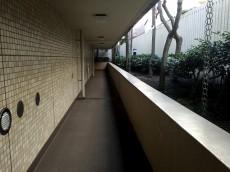 ハウス南経堂 外廊下