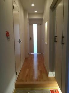 赤堤スカイマンション 玄関