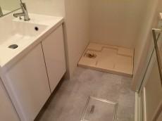 赤堤スカイマンション 洗面室&バスルーム