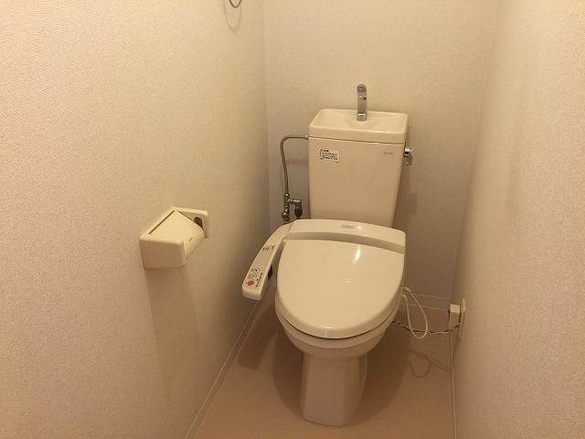 ル・リオン中野坂上 トイレ