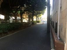 マイキャッスル高井戸 前面道路