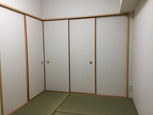 マイキャッスル高井戸 和室