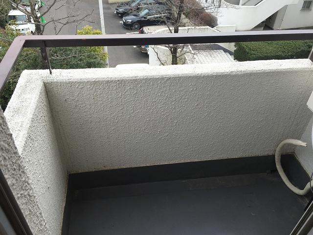 コートハウス上野毛 洋室約7.5帖バルコニー