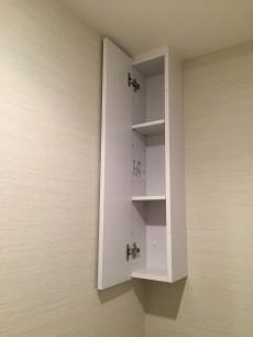 コートハウス上野毛 トイレ収納