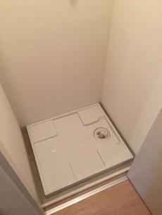 コートハウス上野毛 洗濯機置場