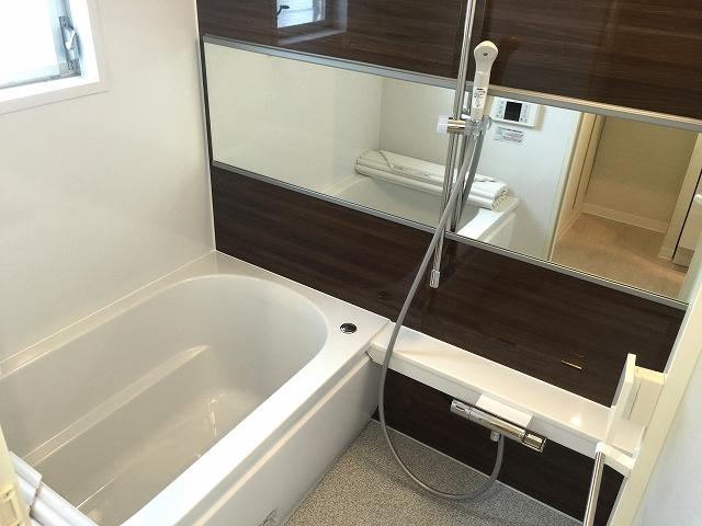 コートハウス上野毛 バスルーム