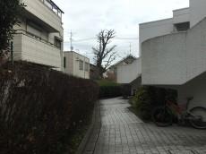 コートハウス上野毛 エントランス