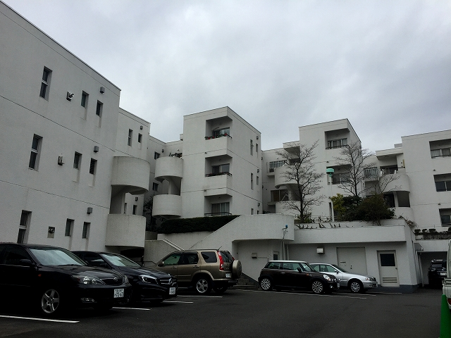 コートハウス上野毛 外観