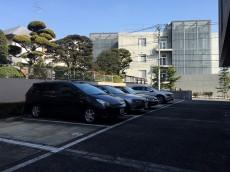 ガーデンコート世田谷赤堤 駐車場