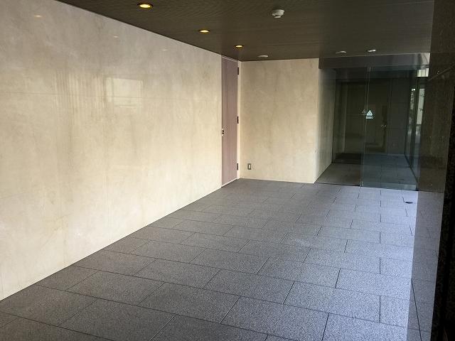 ガーデンコート世田谷赤堤 エントランスホール