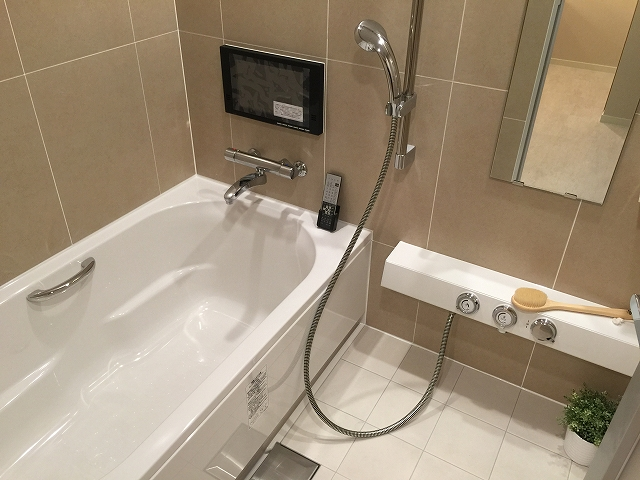ガーデンコート世田谷赤堤 バスルーム