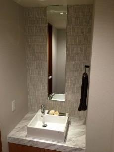 ガーデンコート世田谷赤堤 トイレ手洗いキャビネット